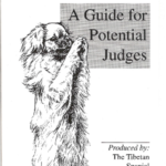 Guide for Tibetan Spaniel judges
